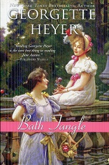 Image for Bath Tangle (Regency Romances)