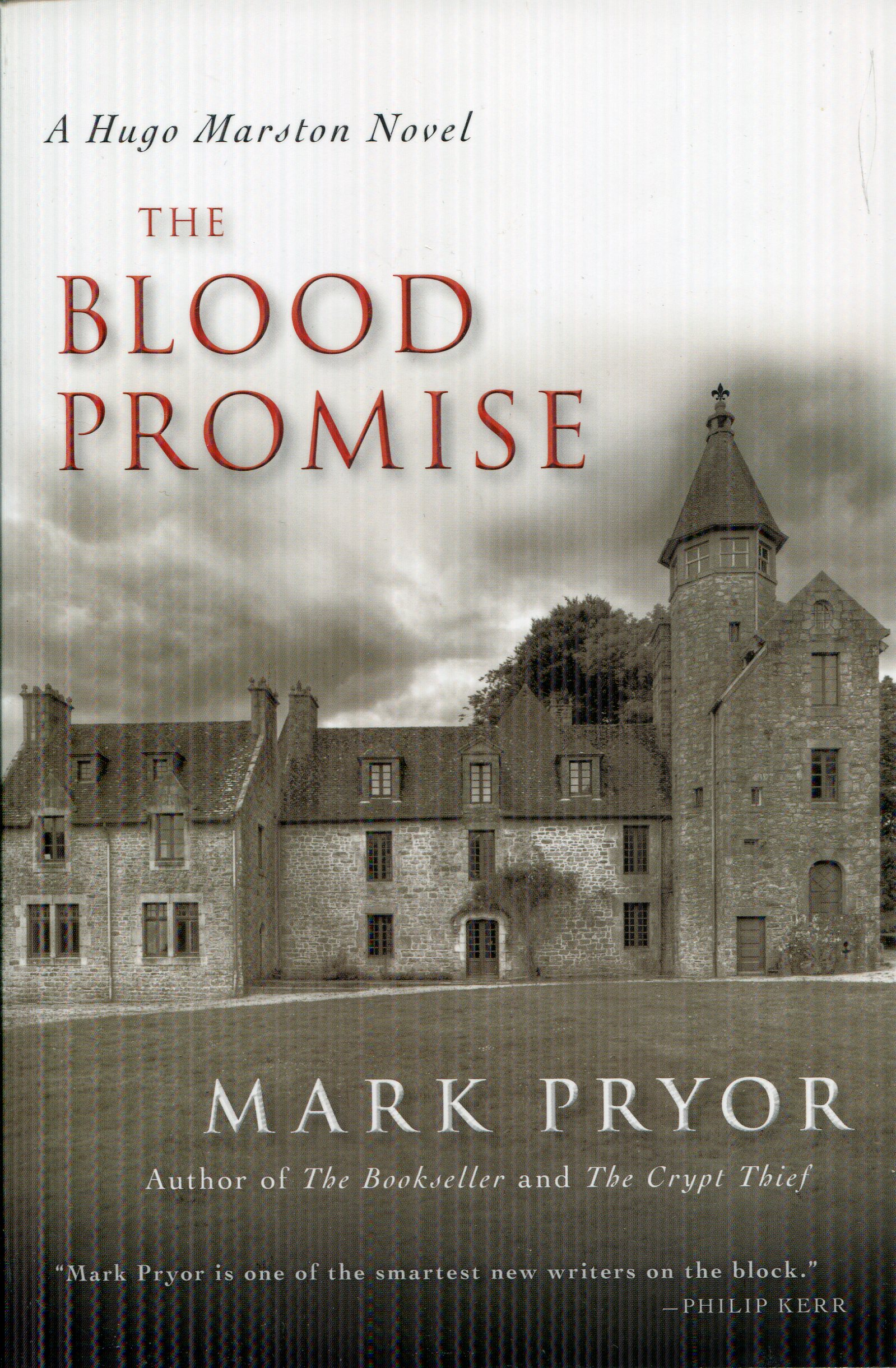 Image for The Blood Promise: A Hugo Marston Novel
