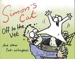 Image for Simon's Cat Off to the Vet . . . and Other Cat-astrophes