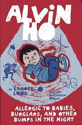 Image for Alvin Ho: Allergic to Babies, Burglars, and Other Bumps in the Night