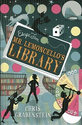 Image for Escape from Mr. Lemoncello's Library
