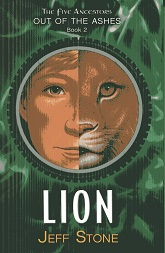 Image for Five Ancestors Out of the Ashes #2: Lion