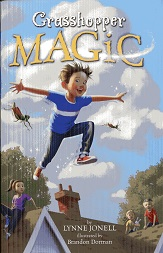 Image for Grasshopper Magic (A Stepping Stone Book(TM))