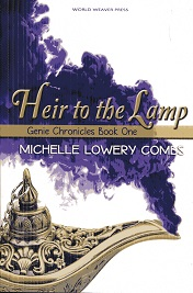 Image for Heir to the Lamp (The Genie Chronicles) (Volume 1)