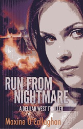 Image for Run from Nightmare: A Delilah West Thriller (Delilah West Thriller Series)