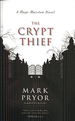 Image for The Crypt Thief: A Hugo Marston Novel