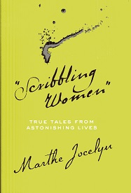 "Image for ""Scribbling Women"": True Tales from Astonishing Lives"
