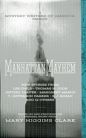 Image for Manhattan Mayhem: New Crime Stories from Mystery Writers of America