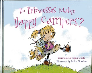 Image for Do Princesses Make Happy Campers?