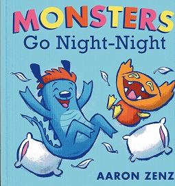 Image for Monsters Go Night-Night