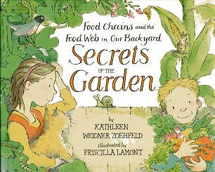 Image for Secrets of the Garden: Food Chains and the Food Web in Our Backyard