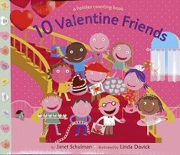 Image for 10 Valentine Friends