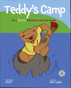 Image for Teddy's Camp: On a Bearish Adventure into the Woods