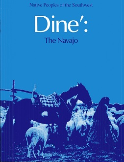 Image for Dine': The Navajo (Native Peoples of the Southwest)