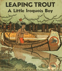 Image for Leaping Trout A Little Iroquois Boy No. 3300C