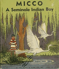Image for Micco A Seminole Indian Boy No. 3300G