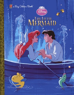 Image for The Little Mermaid Big Golden Book (Disney Princess)