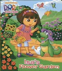 Image for Isa's Flower Garden (Dora the Explorer)