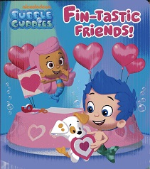 Image for Fin-Tastic Friends! (Bubble Guppies)