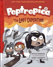 Image for The Lost Expedition (Poptropica Book 2)