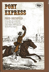 Image for Pony Express (America in the Making)