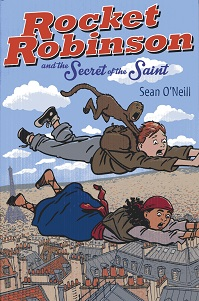 Image for Rocket Robinson and the Secret of the Saint