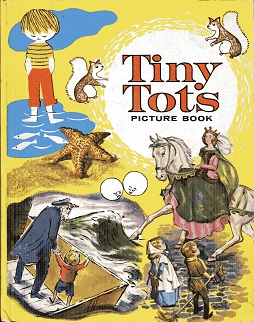 Image for Tiny Tots Picture Book