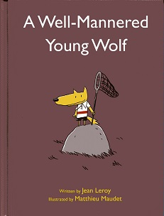 Image for A Well-Mannered Young Wolf
