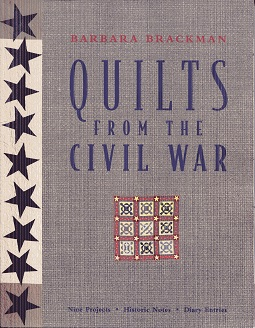 Image for Quilts from the Civil War: 9 Projects, Historical Notes, Diary Entries