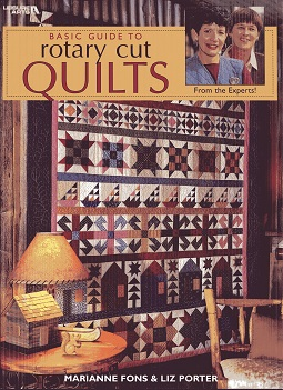 Image for Basic Guide to Rotary Cut Quilts