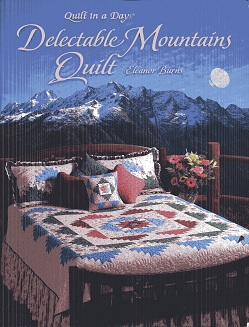 Image for Delectable Mountains Quilt (Quilt in a Day Series)