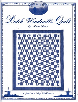 Image for Dutch Windmills Quilt