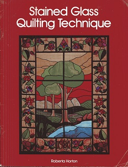 Image for Stained Glass Quilting Technique