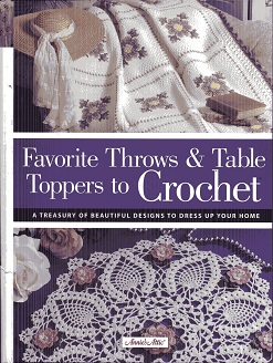 Image for Favorite Throws & Table Toppers to Crochet