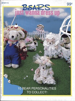 Image for Bears Just Wanna Dress Up BKW115