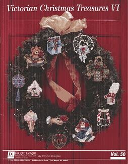Image for Victorian Christmas Treasures VI