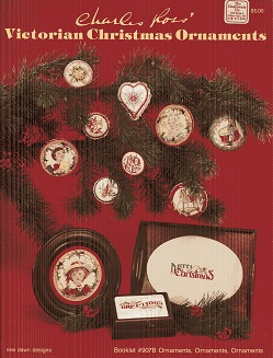 Image for Victorian Christmas Ornaments Booklet #907B