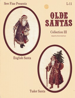 Image for Olde Santas Collection III L-11