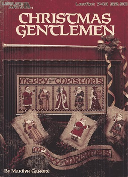 Image for Christmas Gentlemen Leaflet 743