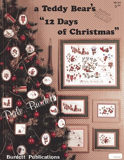 "Image for A Teddy Bear's ""12 Days of Christmas: DB-63"