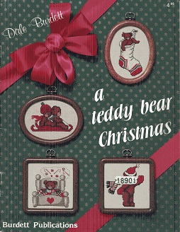 Image for A Teddy Bear Christmas
