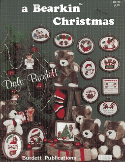 Image for A Bearkin Christmas Book DB-62