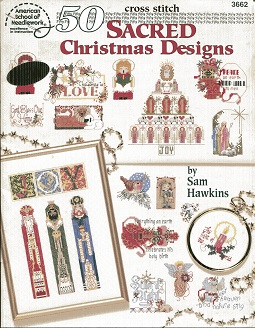 Image for 50 Sacred Christmas Designs. No. 3662