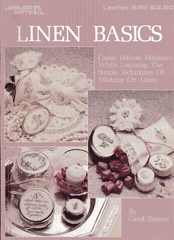 Image for Linen Basics Leaflet 695
