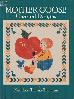 Image for Mother Goose Charted Designs (Dover Embroidery, Needlepoint)