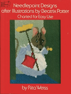 Image for Needlepoint Designs After Illustrations by Beatrix Potter: Charted for Easy Use (Dover needlework series)