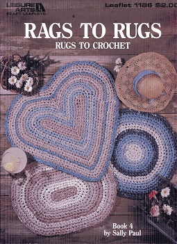 Image for Rags to Rugs Leaflet 1186
