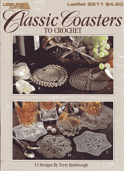Image for Classic Coasters to Crochet Leaflet 2611
