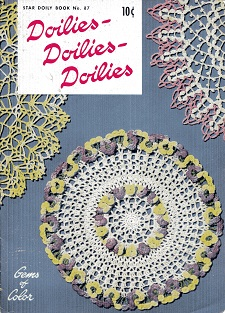 Image for Doilies - Doilies - Doilies Star Doily Book No. 87