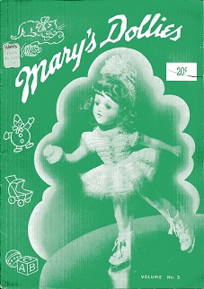 Image for Mary's Dollies Volume No. 5